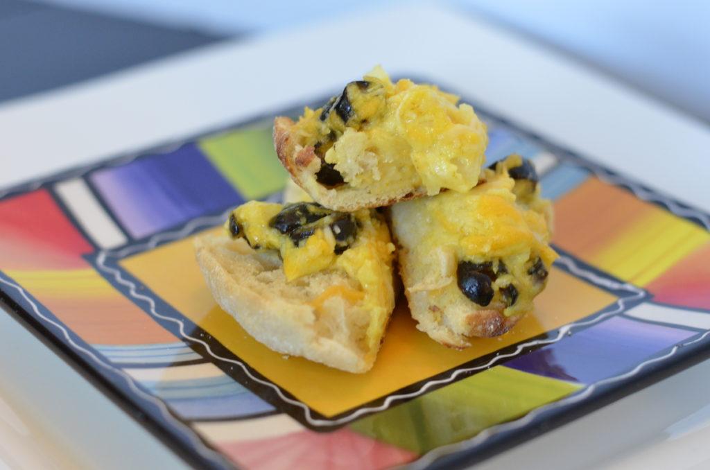 Allie's English Muffin Snacks
