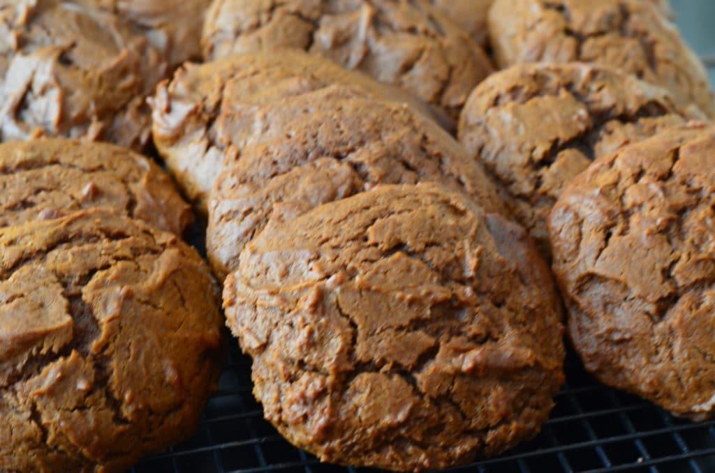 Rod's Soft Molasses Cookies