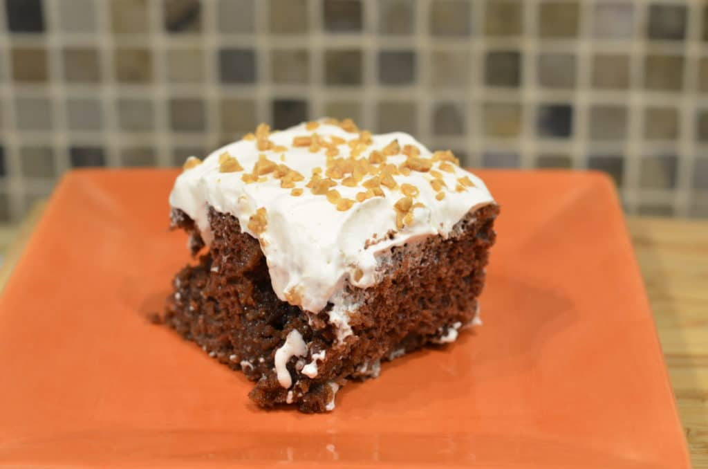Cake Recipes With Heath Bar Bits