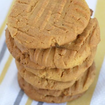 Crunchy Peanut Butter Cookie