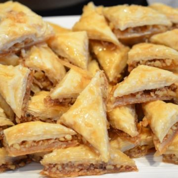Pam's Awesome Baklava