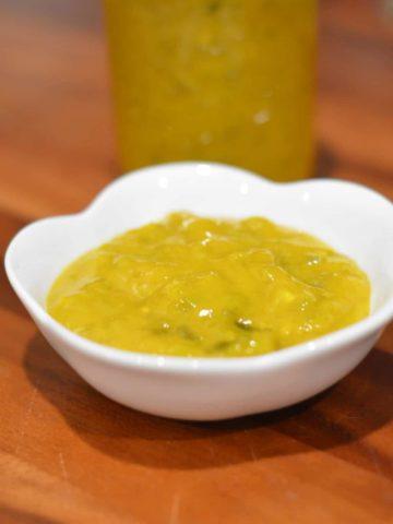 Hot Jalapeño Mustard