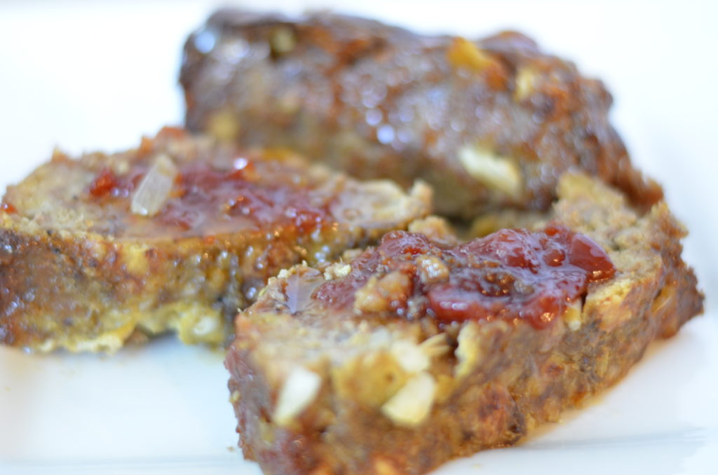 Rod's Sweet Ketchup Meatloaf