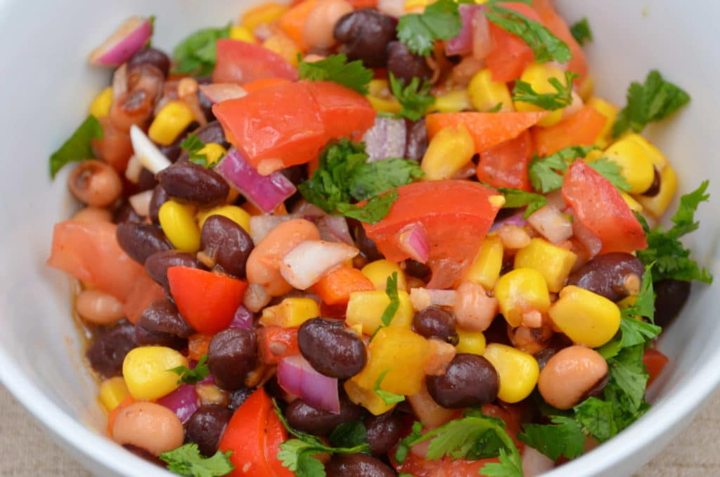 Cowboy Caviar Bean Dip