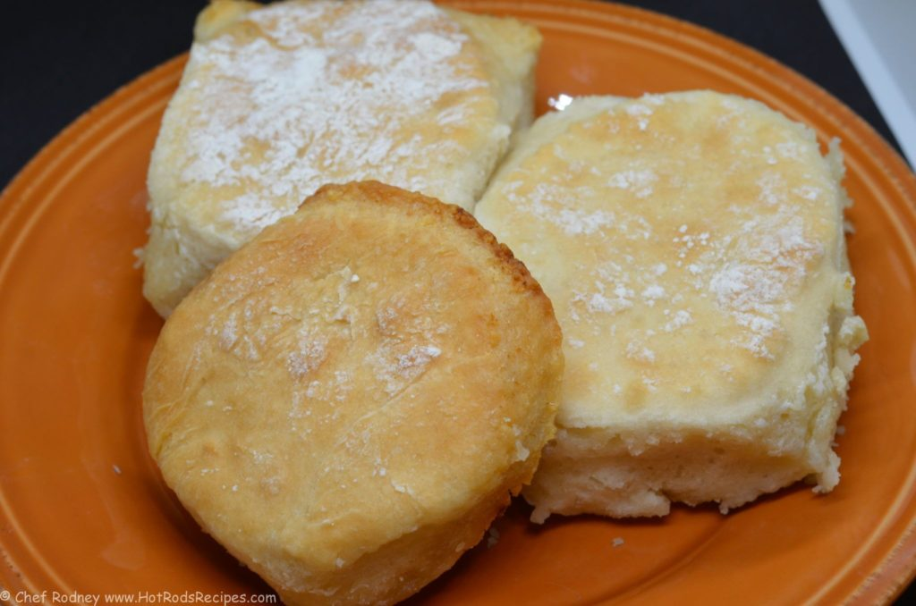Homemade Buttery Biscuits
