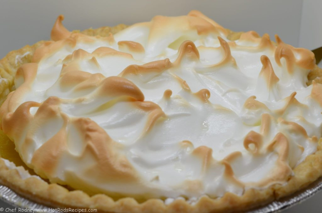 Super Easy Lemon Meringue Pie