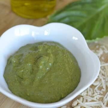 Blondie's Pesto Sauce