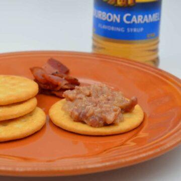 Bourbon Caramel Bacon Jam