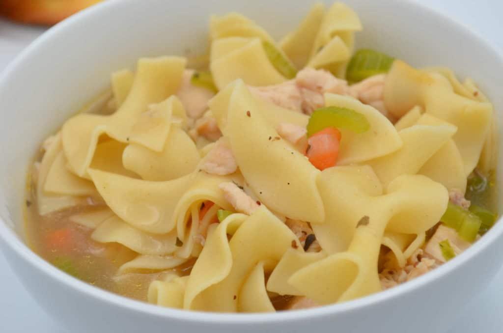 Brandi's Chicken Noodle Soup