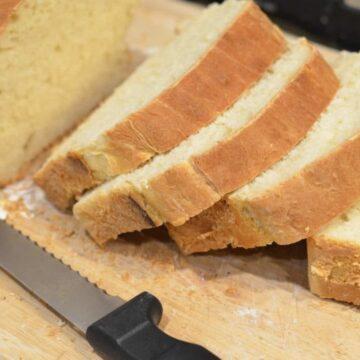 Rod's Easy Bread Dough