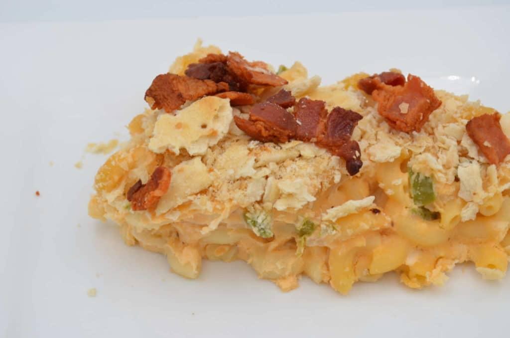 Bacon Jalapeno Mac & Cheese