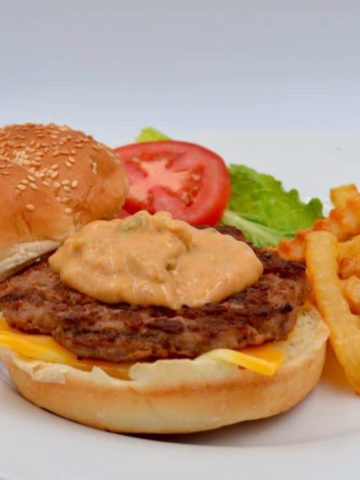 Rodneys Secret Burger Sauce