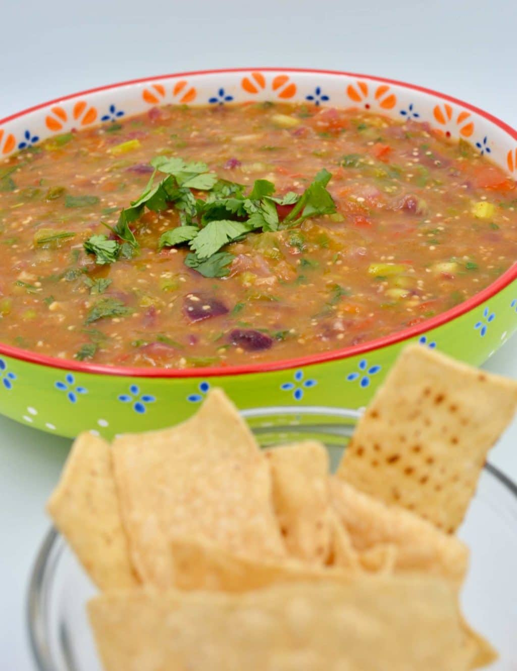 Spicy Tomatillo Salsa