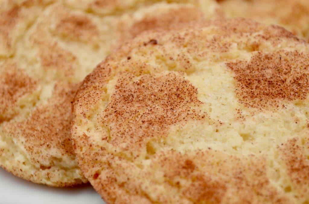 Crunchy Cinnamon Cookies