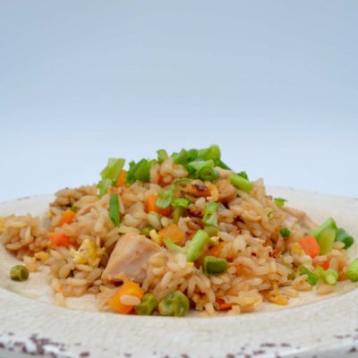 Takeout Style Chicken Fried Rice