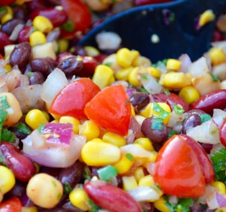 Alfresco Bean Salad