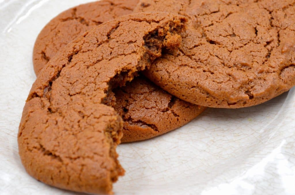 fat archies molasses cookies