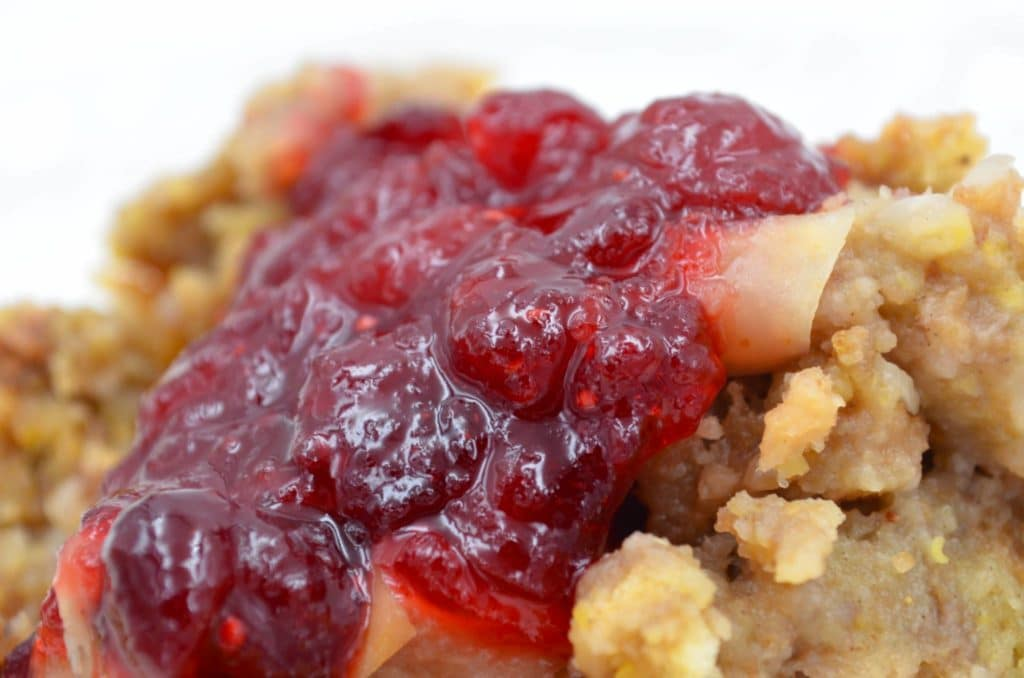 Cranberry Sauce Adult Style