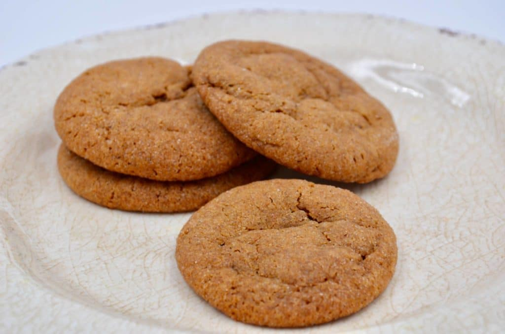 Delicious Soft Ginger Cookies