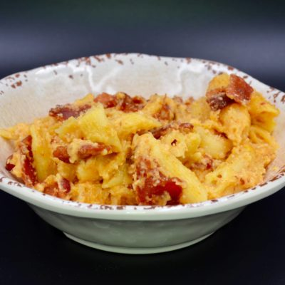 Low and Slow Mac & Cheese
