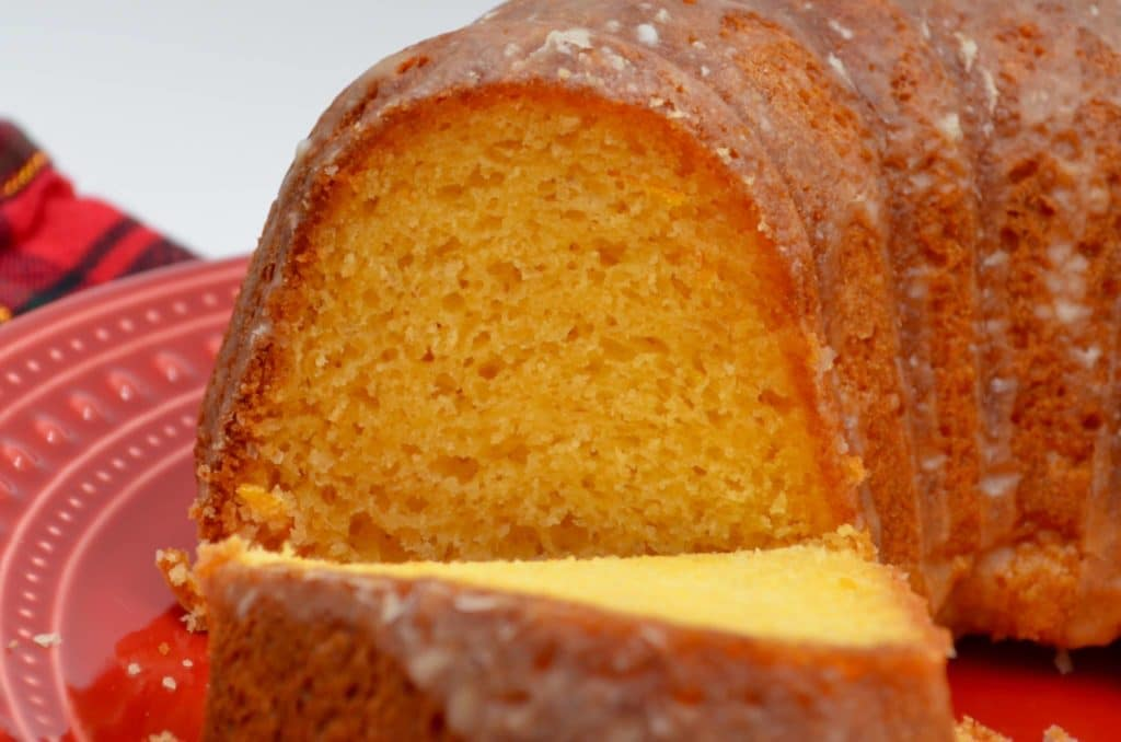 Orange Soda Bundt Cake