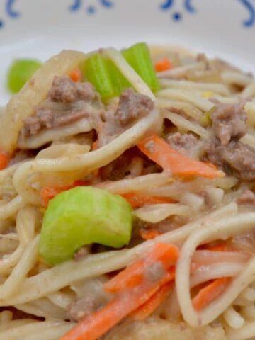 Chinese Casserole
