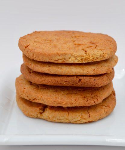 Rod's Spicy Caramel Cookies
