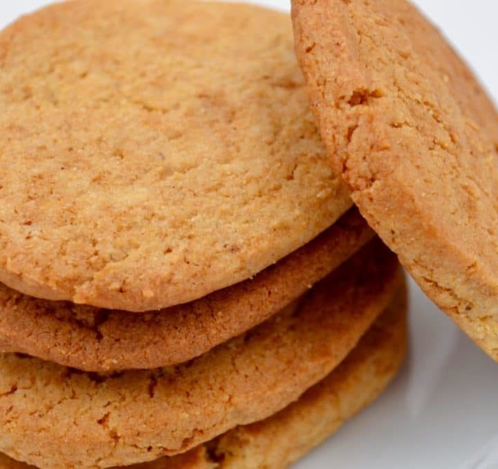 Rod's Spicy Caramel Cookies