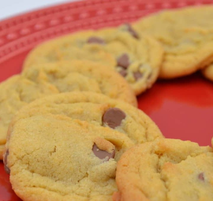 Vanilla Pudding Cookies