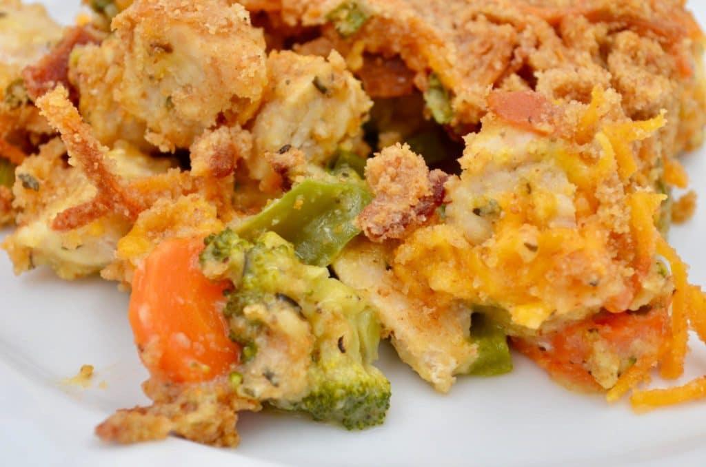 Marg's Chicken Divan