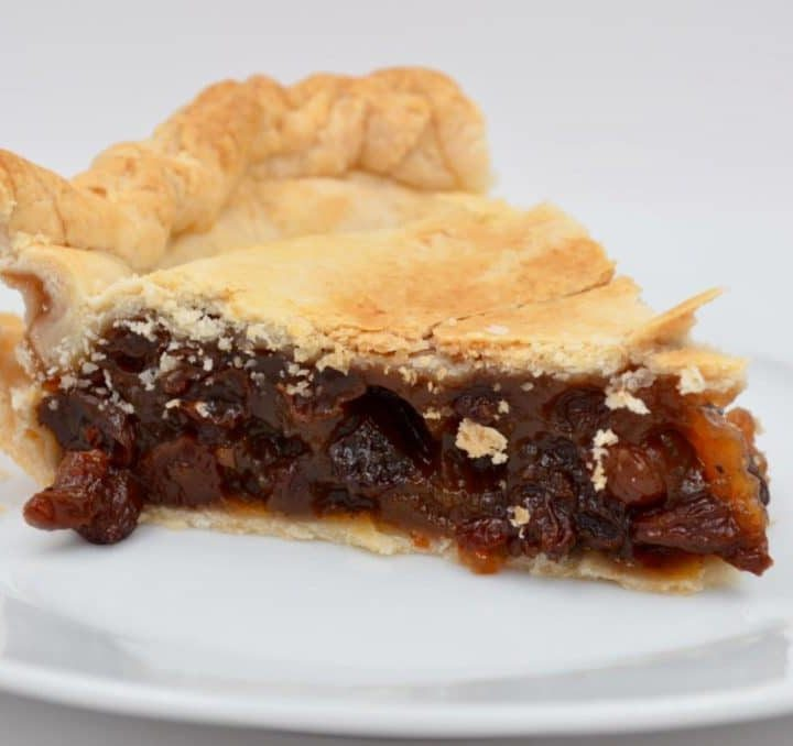 Mom's Raisin Pie