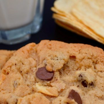 Chocolate Chip Guess Again Cookies