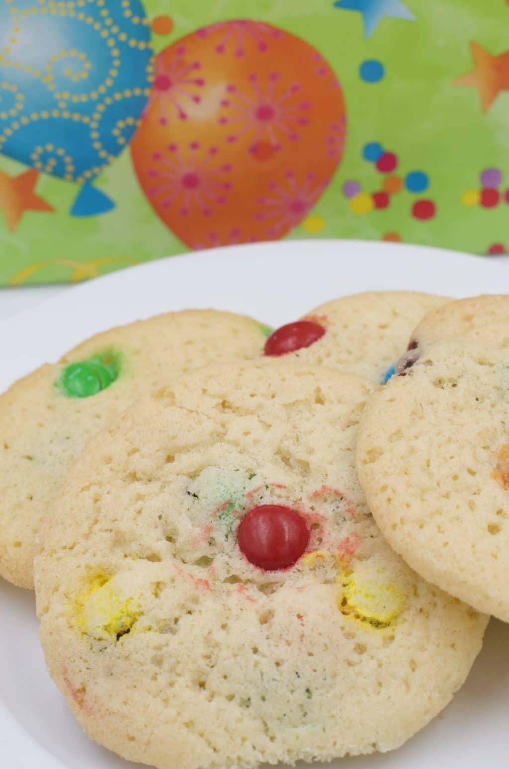 Codi's Favorite M&M Cookies
