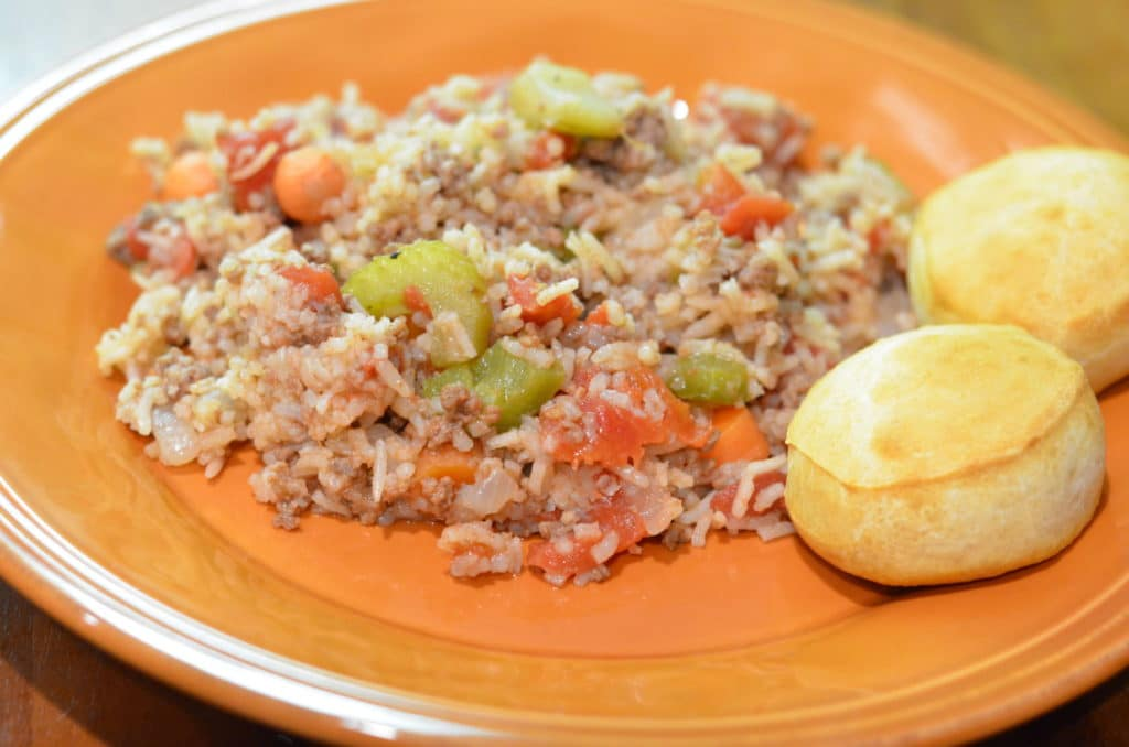 Sharon's Country Casserole