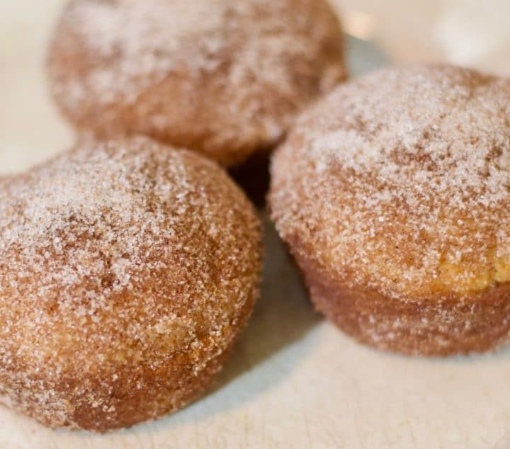 Delicious Donut Muffins