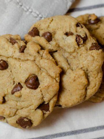 Neiman Marcus Chocolate Chip Cookies