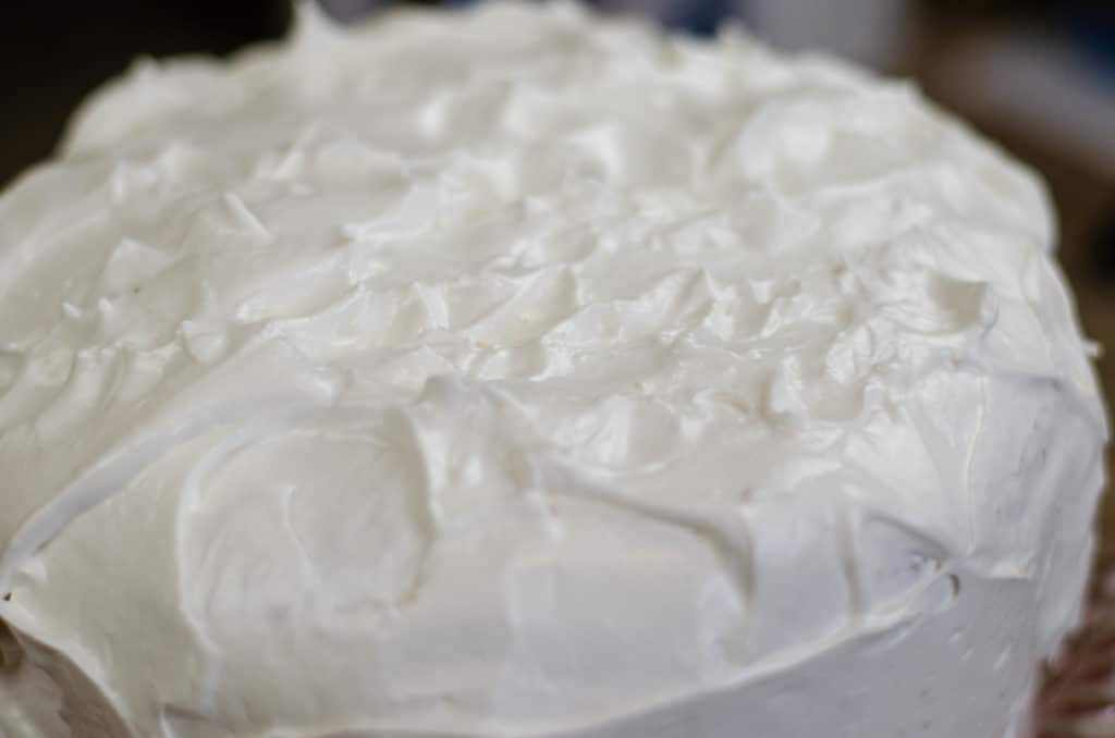 Boiled Icing