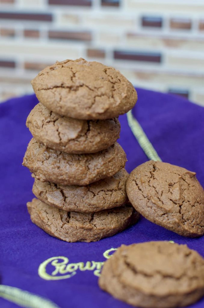 Crown Royal Whiskey Cookies