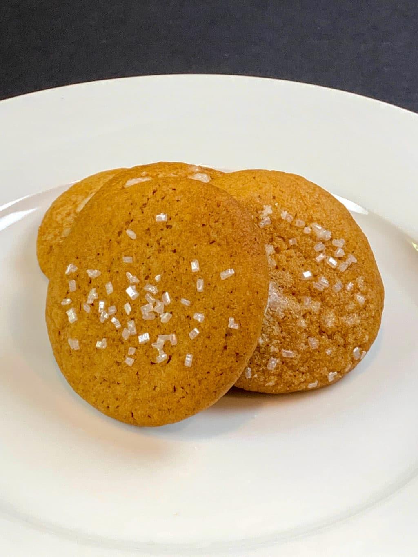 Cinnamon Honey Cookies