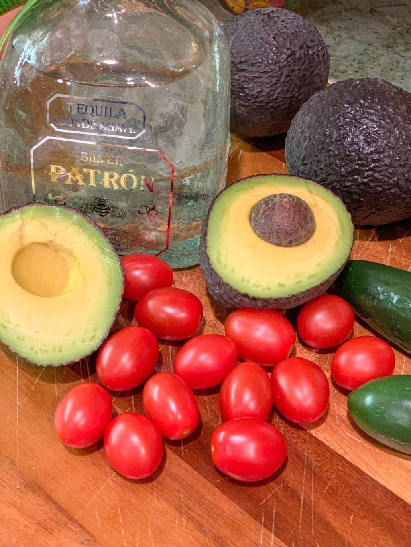 Tequila Guacamole