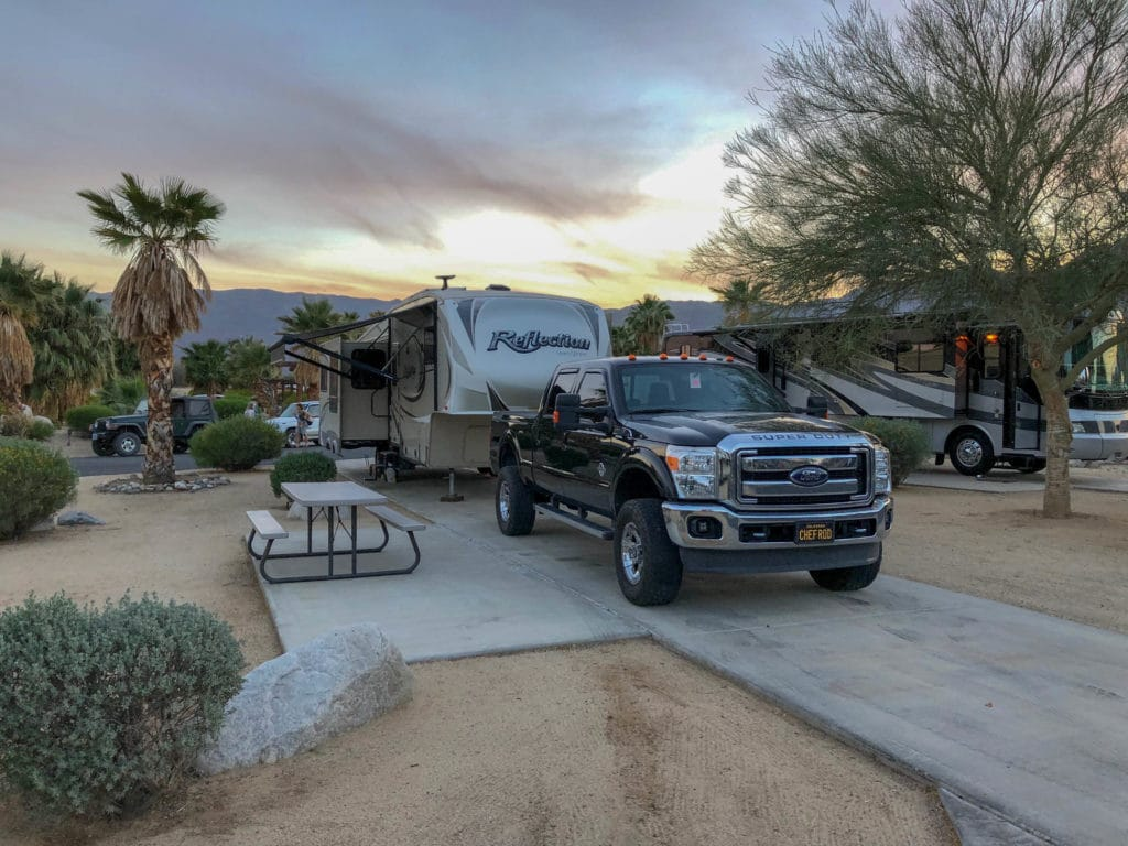 The Springs at Borrego RV Resort & Golf Course