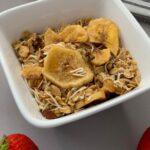 Banana Crunch Granola