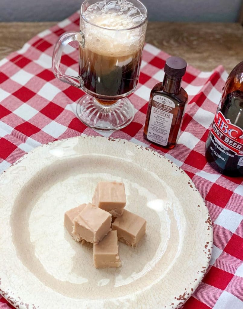 Root Beer Fudge