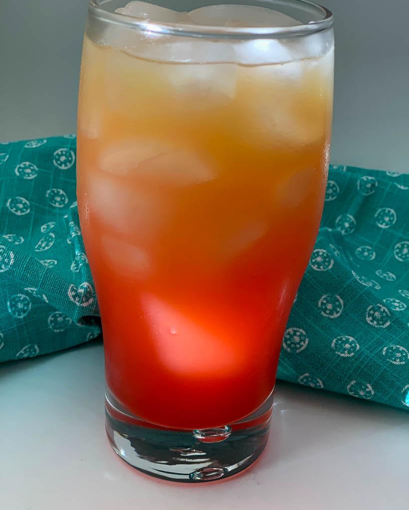 Classic Tequila Sunrise