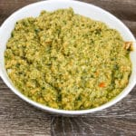 Spicy Green Olive Salsa