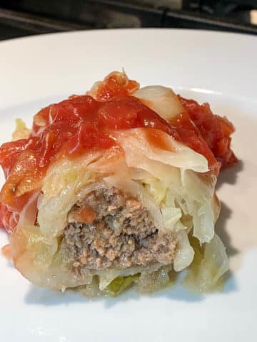 delicious cabbage rolls
