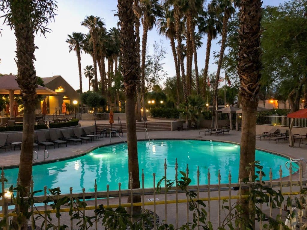 emerald desert rv resort pool