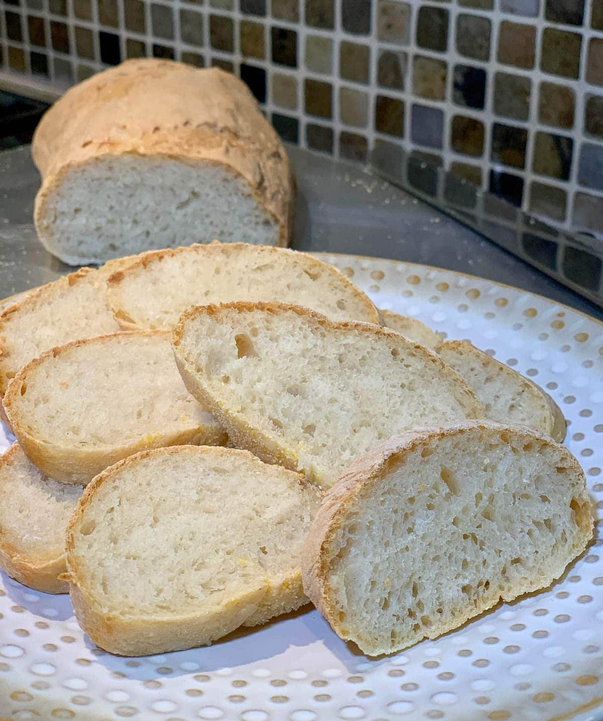easy homemade baguettes