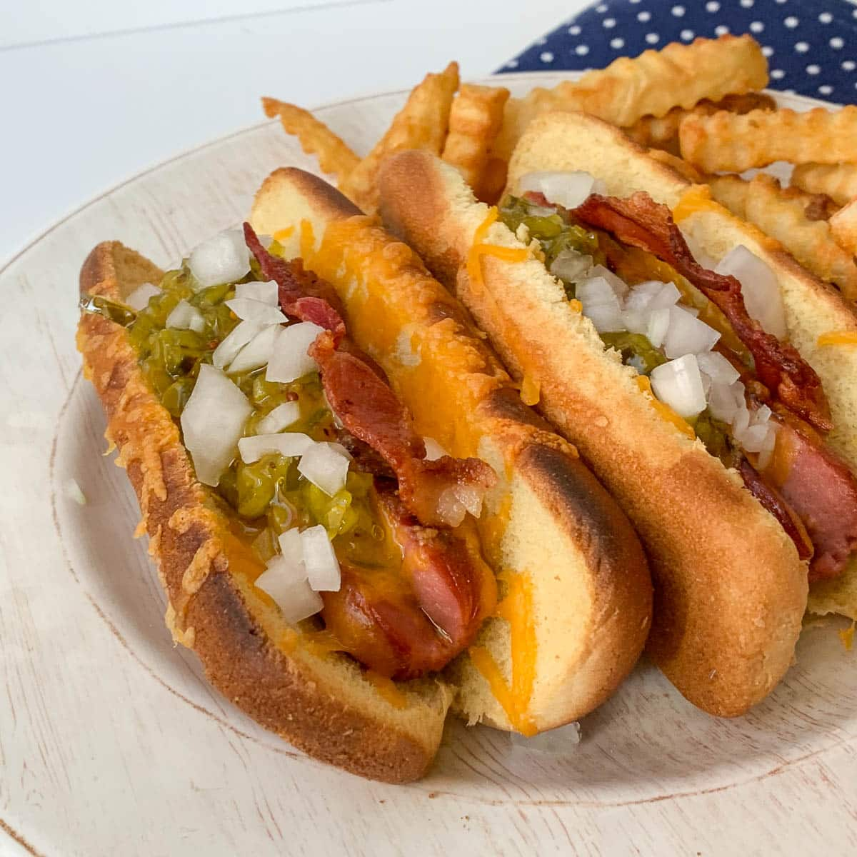 copycat a&w whistle dogs