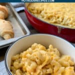 cracker barrel mac and cheese